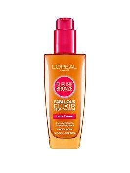 loreal-paris-sublime-bronze-self-tan-elixir-face-andnbspbody-100ml