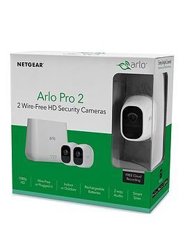 netgear-arlo-pro-2-vms4230p-2-camera-security-system-with-siren