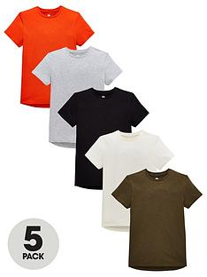 v-by-very-boys-pack-of-5-short-sleeved-t-shirtsnbsp--multi