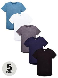 v-by-very-boys-5-pack-short-sleeved-t-shirts-multi