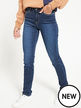 v-by-very-isabelle-high-rise-slim-leg-jean-dark-wash
