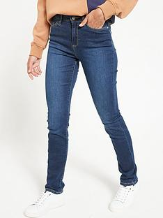 v-by-very-valuenbspisabelle-high-rise-slim-leg-jean-dark-wash