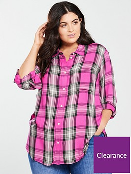 levis-plus-levis-plus-ryan-1-pocket-boyfriend-check-shirt