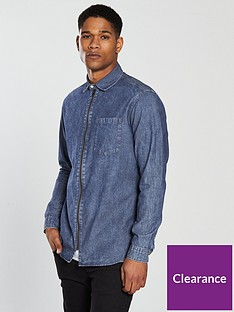 jack-jones-jack-jones-originals-mason-zip-up-denim-shirt