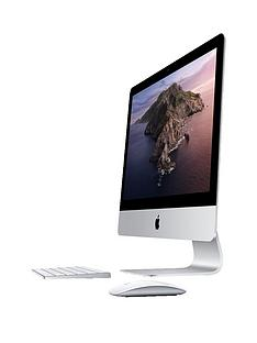 apple-imacnbsp2019-215-inch-with-retina-4k-display-36ghz-quad-core-8th-generation-intelreg-coretrade-i3-processor-1tb-hard-drivenbspwith-optional-ms-office-365-home-silver