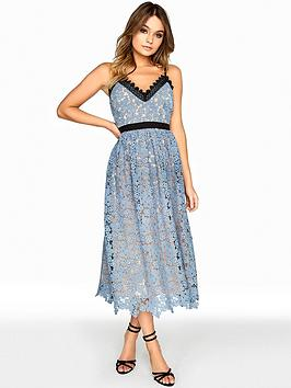 little-mistress-crochet-trim-midi-dress-dusty-blue