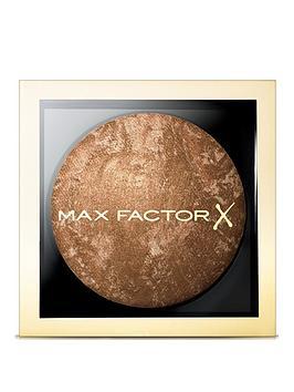 Max Factor Max Factor Crème Bronzer 3G Picture