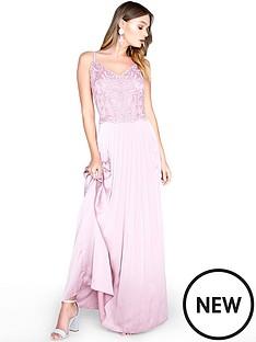 little-mistress-blush-satin-maxi-dress