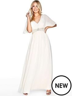 little-mistress-embellished-waistnbspmaxi-dress