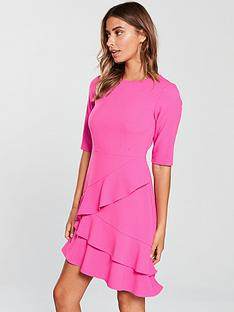 v-by-very-asymmetricnbspruffle-formal-dress-pink