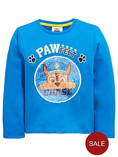 paw-patrol-boys-reversible-sequin-chase-marshall-long-sleeve-tshirt