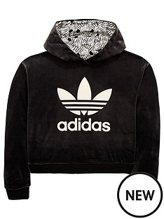 adidas-originals-adidas-originals-girls-zebra-cropped-hoodie