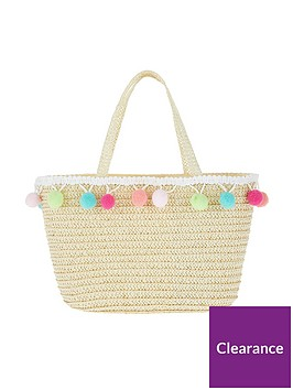monsoon-pom-tassle-basket