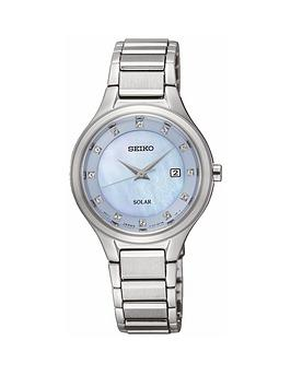 seiko-blue-mother-of-pearl-and-stone-set-dial-with-stainless-steel-bracelet-ladies-watch