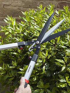 tribladenbspgarden-shears-with-aluminium-handles