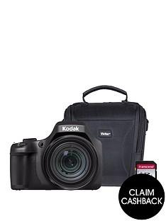 kodak-pixpro-az901-astro-zoom-bridge-camera-kitnbspwithnbsp32gbnbspsd-card-and-case