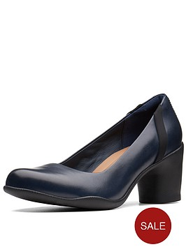 clarks-un-rosa-step-court-shoe-navy
