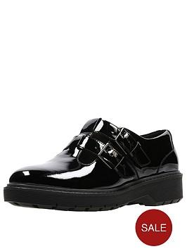 clarks-alexa-agnes-buckle-low-wedge-shoe-black-patent