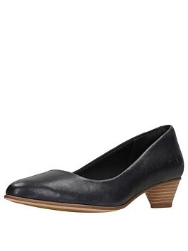 clarks-mena-bloom-low-heel-court-shoe-black