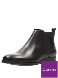cef15f64c94f Clarks Netley Ella Ankle Boot - Black