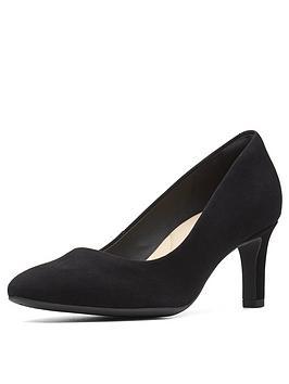 clarks-calla-rose-mid-heel-court-shoes-black-suede