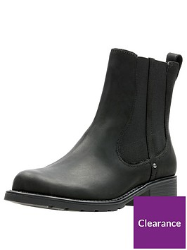 clarks-orinoco-club-chelsea-ankle-boot-black