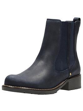 clarks-orinoco-club-chelsea-ankle-boot-navy