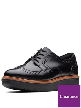 clarks-teadale-maira-brogue-shoe-black