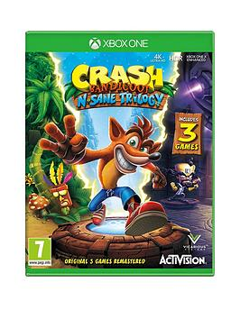 Xbox One Xbox One Crash Bandicoot N'Sane Trilogy Picture