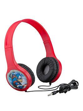 marvel avengers  Marvel Avengers Youth Headphones