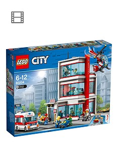 lego-city-60204nbspcity-hospital