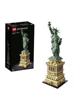 LEGO Architecture  Lego Architecture 21042 Statue Of Liberty