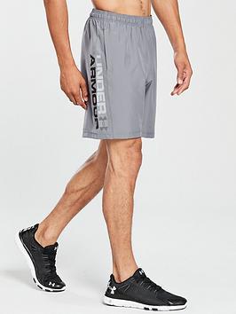 under-armour-woven-graphic-wordmark-short