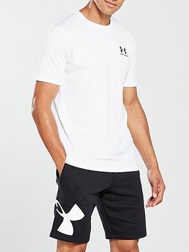 Under Armour Under Armour Sportstyle Left Chest Logo T-Shirt Picture