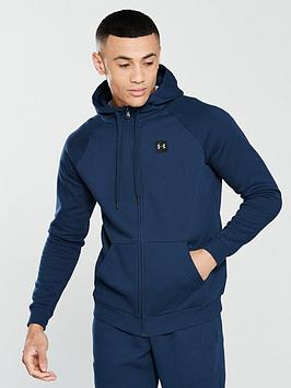 Under Armour Under Armour Rival Fleece Full Zip Hoodie Picture