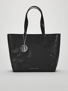 armani-exchange-patent-pu-shopper-tote-bag