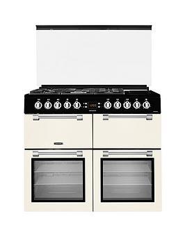 leisure-cc100f521c-100cm-chefmaster-dual-fuel-range-cookernbspwith-optional-connection-cream