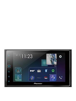 pioneer-sph-da130dab-2-din-62-capacitive-touchscreen-multimedia-player-with-smartphone-connectivity-via-usb-cable-supporting-apple-carplay-dabdab