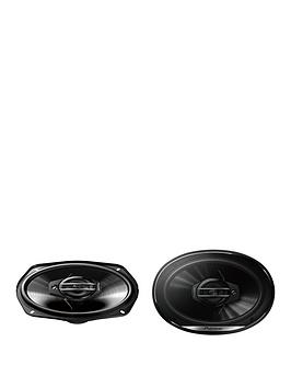 "Pioneer Pioneer Ts-G6930F 6"" X 9"" 3-Way Coaxial Speakers (400W) Picture"