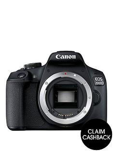 canon-eos-2000d-slr-black-camera-body-only