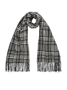 jack-jones-checked-scarf