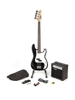 RockJam Rockjam Precision Bass Guitar Package - Black Picture