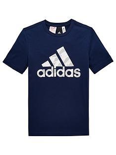 Boy Adidas T Shirts Vests Kids Baby Sports Clothing