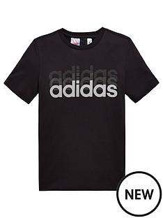 adidas-boys-linear-tee