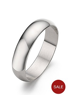love-gold-9-carat-white-gold-d-shaped-5mm-wedding-band