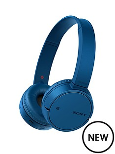 sony-wh-ch500-wireless-bluetooth-nfc-on-ear-headphones-with-20-hoursnbspbattery-life-blue
