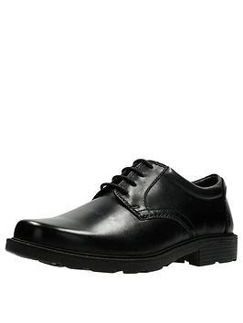 Clarks Clarks Lair Watch Shoes - Black Picture