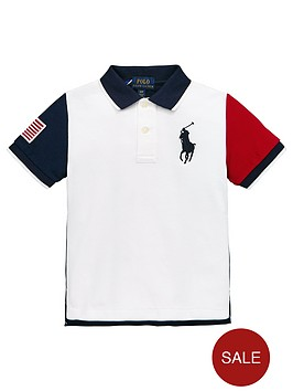 ralph-lauren-boys-short-sleeve-colourblock-polo-shirt-white