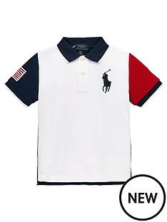 ralph-lauren-boys-short-sleeve-colourblock-polo