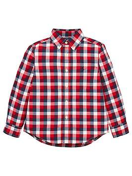 ralph-lauren-boys-long-sleeve-gingham-shirt-red-multi